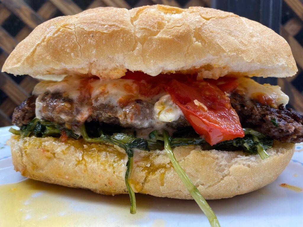 Tordo matto burger