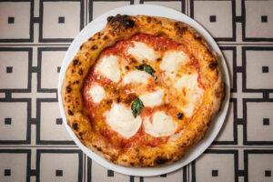 Margherita Bordo Pizzeria Pigneto