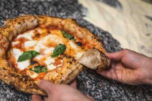 Margherita Bordo Pizzeria